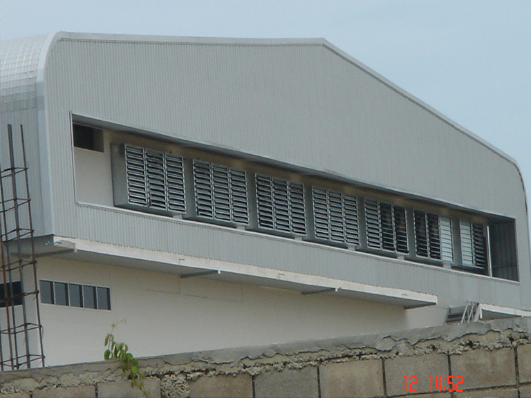 Outdoor Ventilation Area