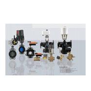 Motorized control valve Series