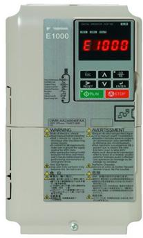 E1000 AC Drive for Fan, Pump and HVAC