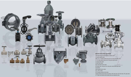 General valve Series