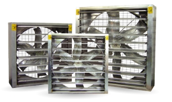 Exhaust & Supply Fans